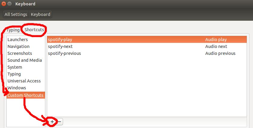 Ubuntu: Enabling Media Keys for Spotify – Fabian Lee