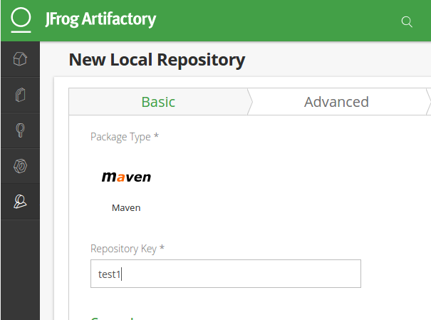 Maven: Installing a private Maven repository on Ubuntu using