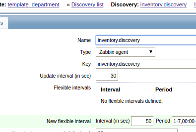 Zabbix: LLD low-level discovery returning multiple values