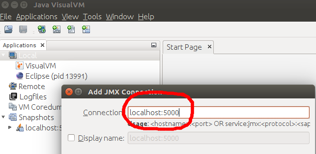 CloudFoundry: Enabling Java JMX/RMI access for remote containers