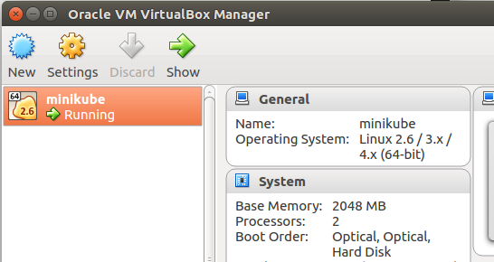 Kubernetes: running Minikube locally on Ubuntu using