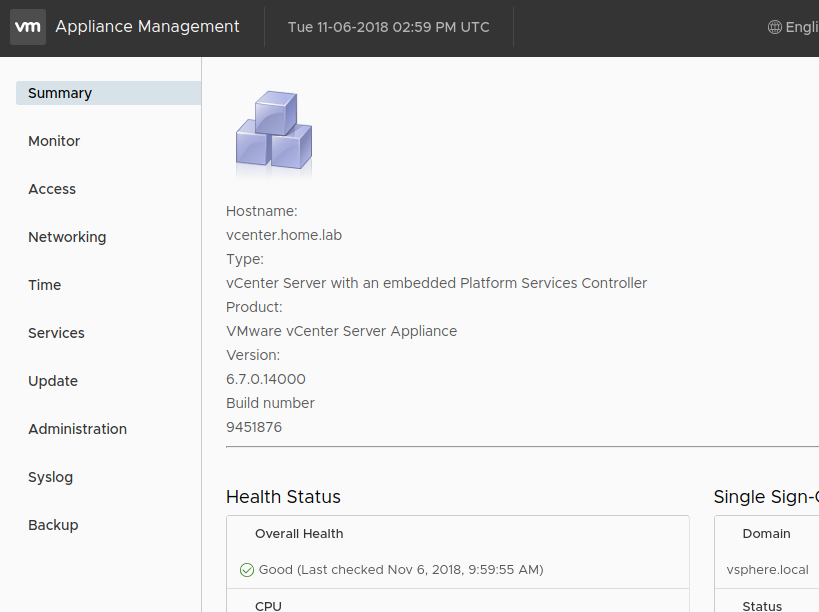 KVM: Deploy the VMware vCenter appliance using the CLI installer